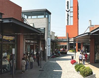 Vicolungo outlet negozi outlet for Outlet casalinghi milano