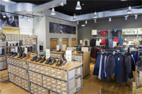 timberland factory outlet milano - via piave 24/26