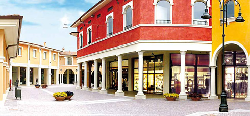 Fashion District Outlet Mantova