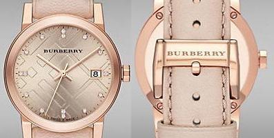 Orologio Burberry