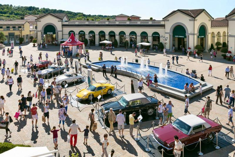 Serravalle outlet saldi outlet for Serravalle designer outlet