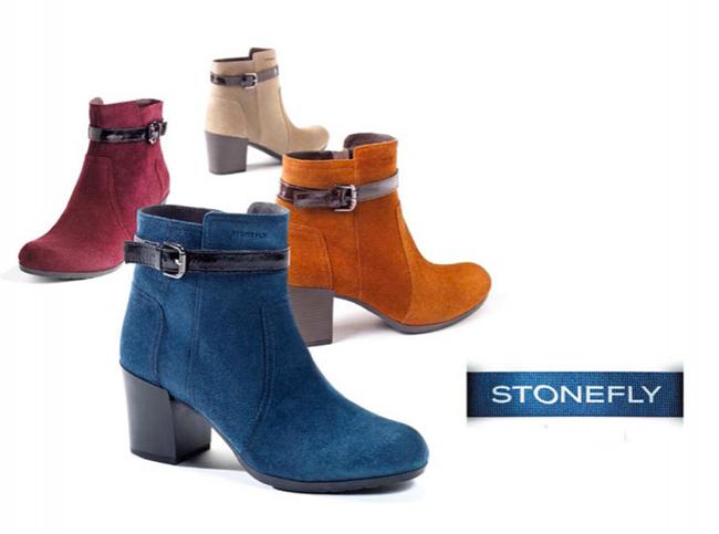 f0e4492519953 Indossando delle scarpe Stonefly