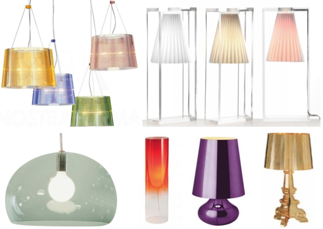 KARTELL LAMPADE « Outlet
